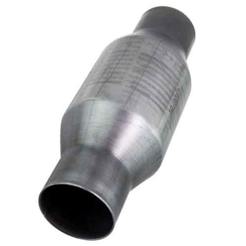 2.5 Inch Universal High Flow Performance Stainless Catalytic Converter pam