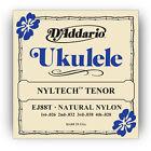 D'Addario EJ88T Nyltech Tenor Ukulele Strings Developed by Aquila