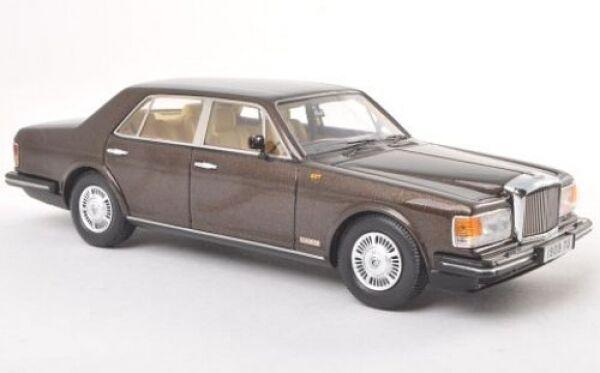 Bentley Mulsanne RHD (brown metallic)