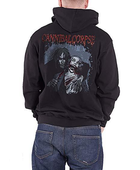 Cannibal Corpse - Cauldron Of Hate Hoodie/Hoody NEW