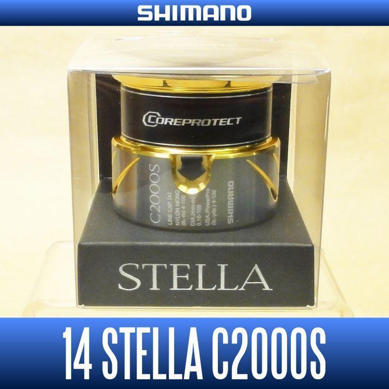 Shimano Genuino 14 Stella C2000S Original Cocherete De Repuesto Spinning