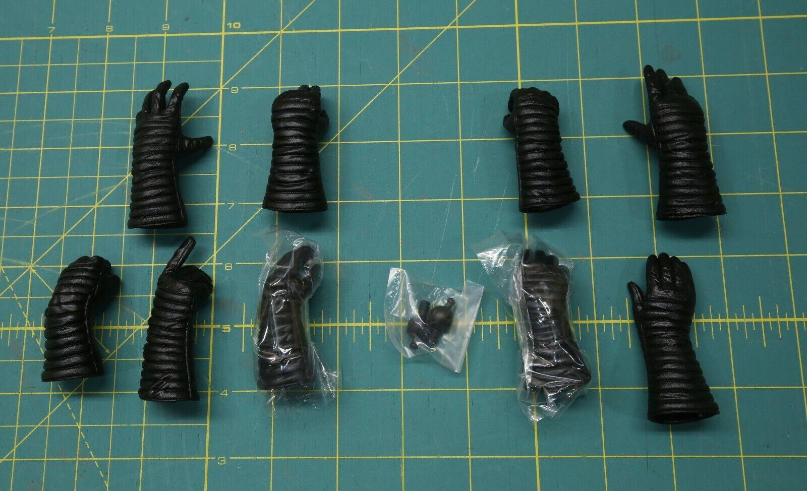 Hot Toys MMS434 Darth Vader Full Hand Set and Pegs Star Wars A New Hope on eBay thumbnail