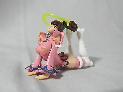 Capcom Character Mini Real Figure Star Gladiator June Lin Milliam B