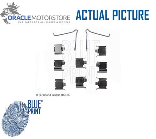 NEW BLUE PRINT REAR BRAKE PAD FITTING KIT GENUINE OE QUALITY ADM548601