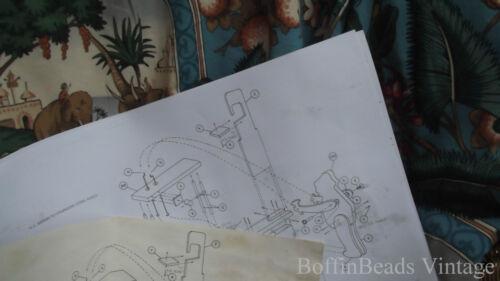WOODWORKER MAN whirlygig whirligig garden wind toy copy carpentry pattern plans!