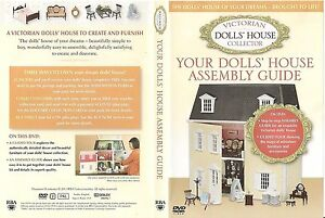 Dolls House Collector Your Dolls House Assembly Guide DVD REGION 2 PAL - anlaby, United Kingdom - Dolls House Collector Your Dolls House Assembly Guide DVD REGION 2 PAL - anlaby, United Kingdom