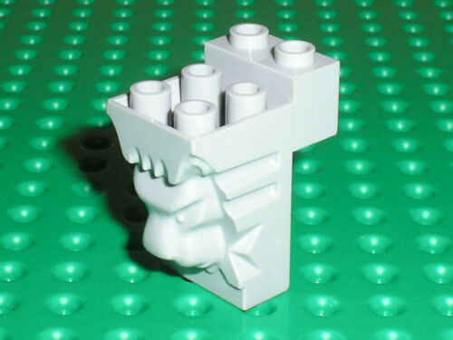 Tete Lion LEGO MdStone Brick w Lion/'s Head 30274 set 10176 7094 5378 4757 ...