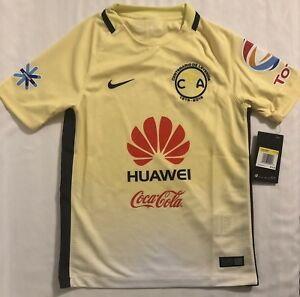 low priced 4d66c 18530 Details about Nike Club America Soccer Jersey Centenario. YOUTH Size: Small  & Medium