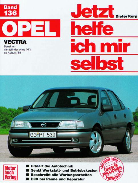 Opel Vectra (Benziner) 88-96 *136 POD
