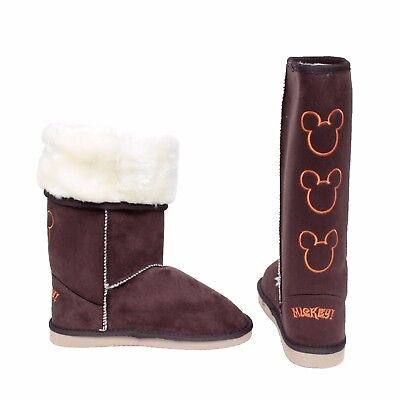Womens Girls Ladies Slippers Boots