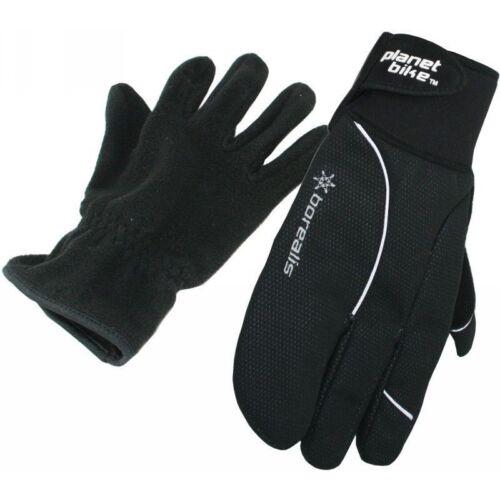 Planet Bike Borealis Winter Gloves Handschuhe Black Medium
