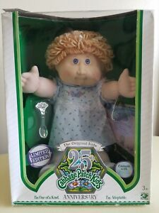 25th-ANNIVERSARY-LIMITED-EDITION-CABBAGE-PATCH-KID-W-SILVER-SPOON-VIRGIE-HEIDI
