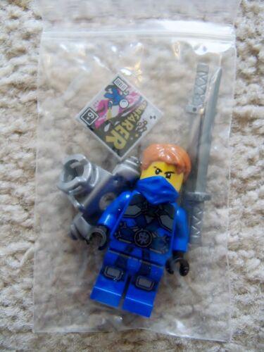 LEGO Ninjago New Rare Starfarer Jay Minifig