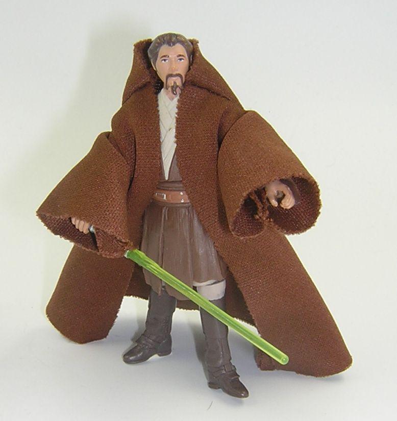 Star Wars Loose Jedi Master Nicanas Tassu Legacy Collection Geonosis Arena