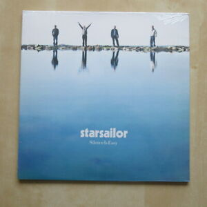STARSAILOR-Silence-Is-Easy-UK-vinyl-LP-EMI-2003-Mint-Factory-Sealed