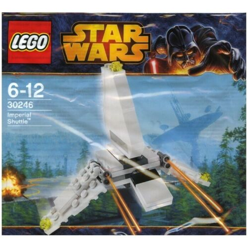 Lego 30246 Star Wars Imperial Shuttle Polybag NEW