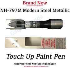 Genuine OEM Honda Touch-Up Paint Pen Modern Steel Metallic (08703-NH797MAH-A1)
