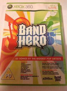 Band Hero Xbox 360 - ilkeston, Derbyshire, United Kingdom - Band Hero Xbox 360 - ilkeston, Derbyshire, United Kingdom