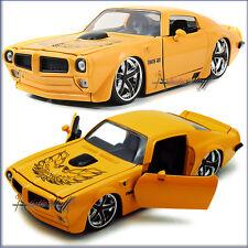 JADA BIGTIME MUSCLE 1972 Pontiac Firebird Trans AM Hard Top 1:24 scale NO BOX