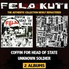 Coffin for Head of State Unknown Soldier 5051083069199 by Fela Kuti CD