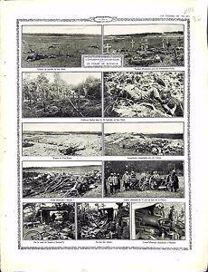 Offensive-en-Champagne-Champ-de-Bataille-du-Bois-Sabot-Tombes-Feldgrau-1914-WWI