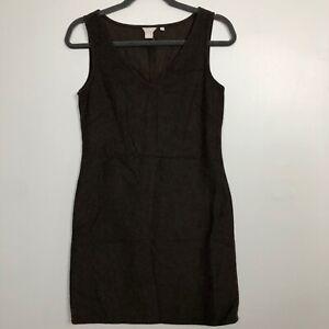 J-Crew-Women-039-s-Size-2-Virgin-Wool-Cashmere-Blend-Sleeveless-Dress