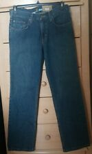 CARHARTT b320 Relaxed Straight jeans Workwear federale Pantaloni Nuovo