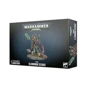 Illuminor-Szeras-Necrons-Cryptek-Warhammer-40k-NIB-Presale-Ships-7-3-F-amp-F