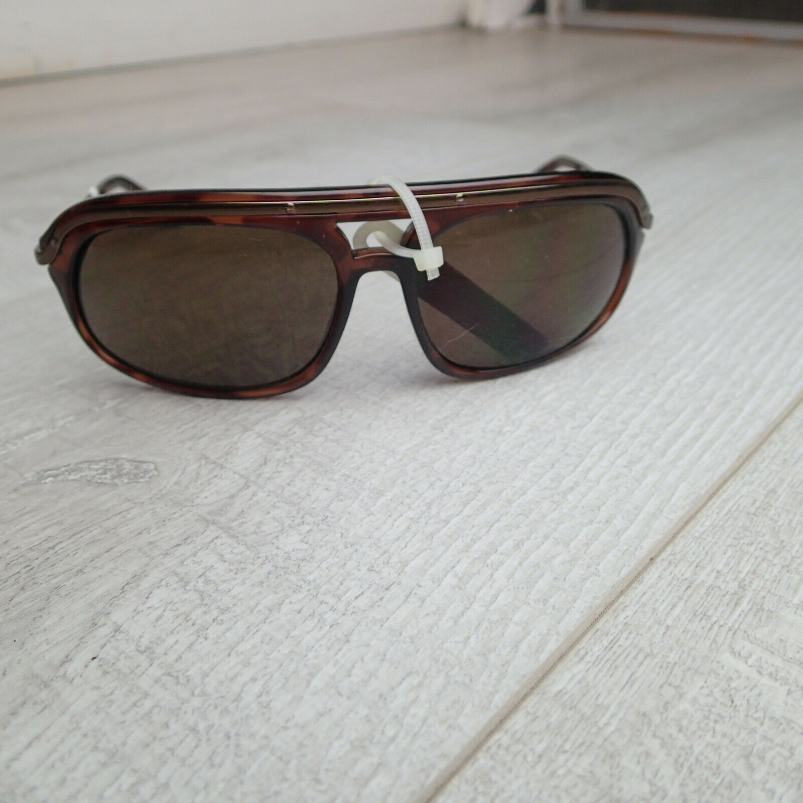 GUESS SUNGLASSES GU 6398 TO-1 61 14 128 TEMPLE