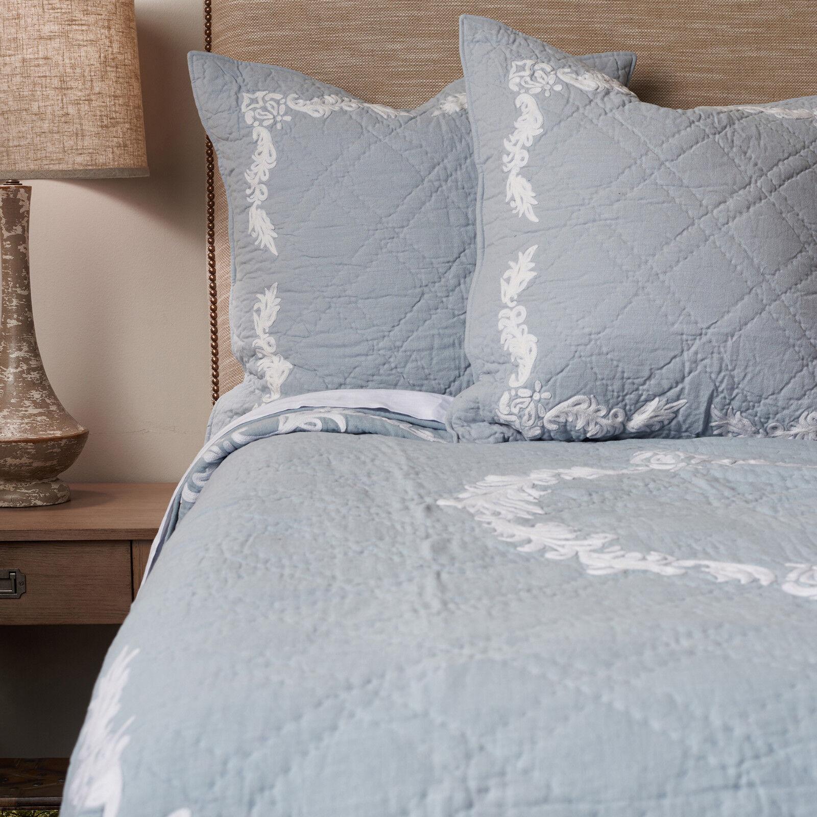New Josie blueeee Quilt Set by Quiltbay