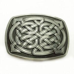 Celtic-Metal-Filled-Belt-Buckle-Man-Hiphop-For-Black-For-Leather-Belt-Buckle