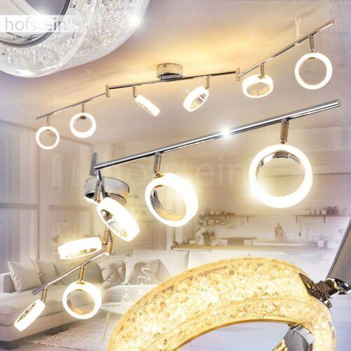 LED Design Decken Beleuchtung Wohn Schlaf Zimmer Lampe verstellbar Flur Strahler
