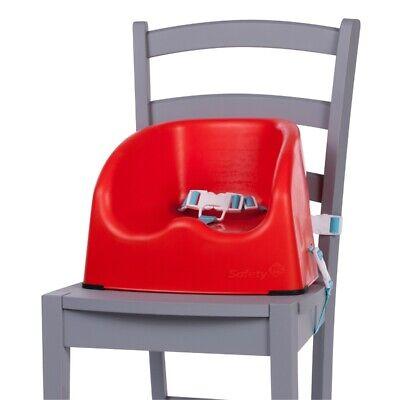 Fedele Safety 1st Essenziale Rialzo Del Sedile Rosso-