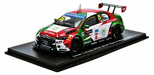 CITROEN C-Elysee  25 4th WTCC Race of Lanzarougee 2015  M. bennani 1 43 Model S4522  sortie de marque