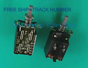 2pcs NEW CANAL PSD-1 8A 250VAC Electronic Pushbutton Switch #VI02 CH
