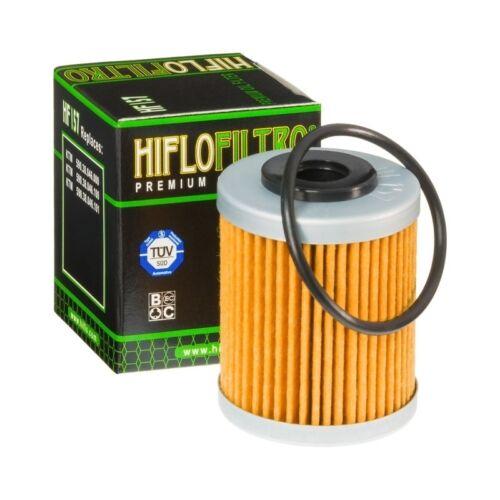 Filtre à huile Hiflo hf157 KTM ENDURO 690 2008