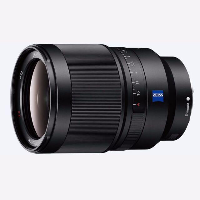 Sony FE 35mm F/1.4 ZA Zeiss Distagon T* Lens (SEL35F14Z)  *NEW*