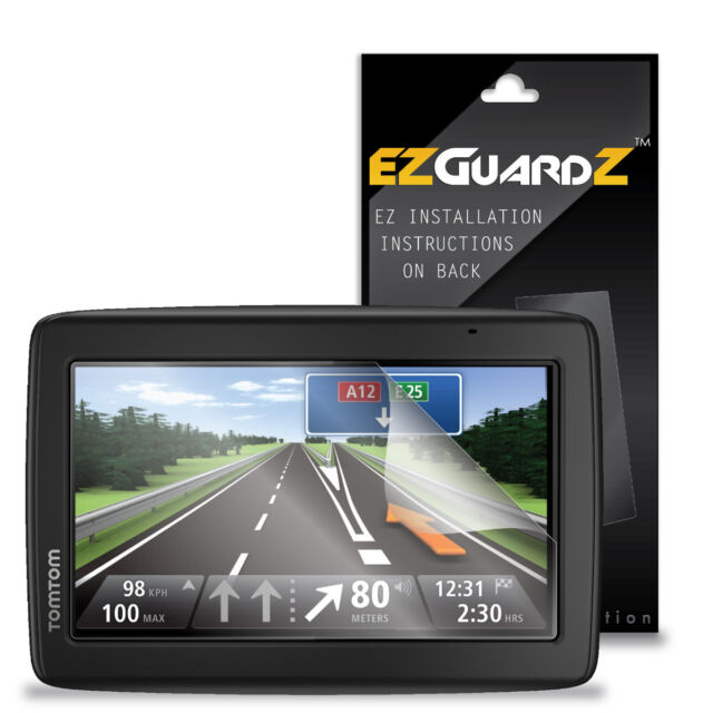 2x EZGuardZ LCD Screen Protector Cover HD 2x for TomTom Start 25 M 5