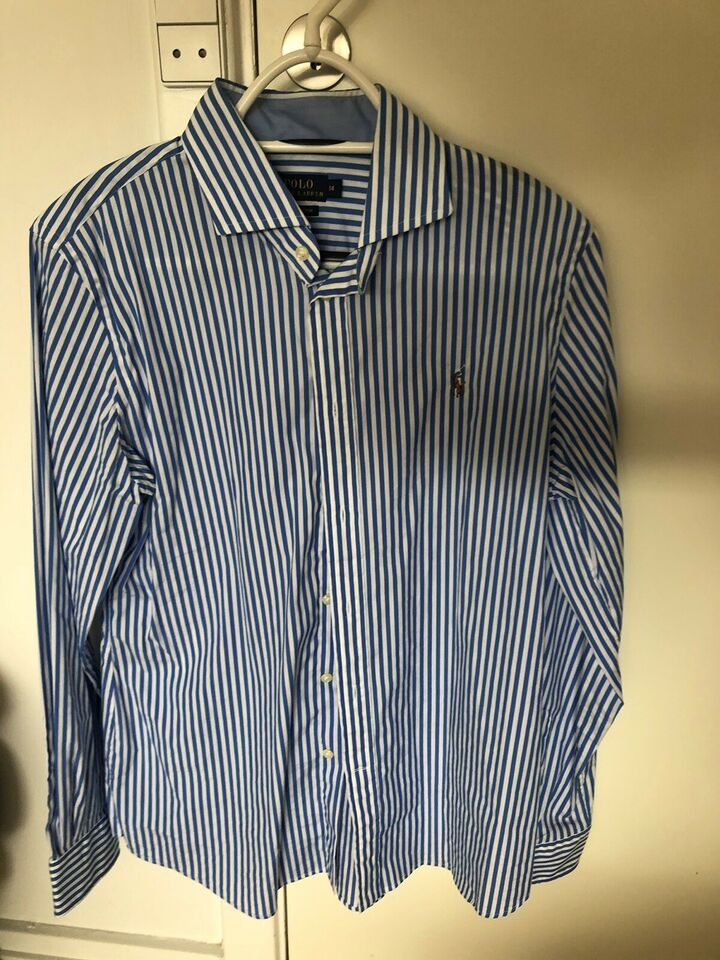 Skjorte, Polo Ralph Lauren, str. 42 – dba.dk – Køb og Salg
