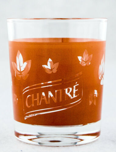 Tumblerglas Windlicht Braune Ausführung Chantre Cognac