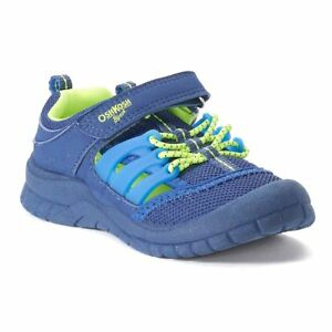 aa63fb3d3390 Details about NEW OshKosh B gosh® Koda Toddler Boys  Sneakers Size 10 10T   34.99