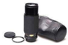 Carl Zeiss Vario Sonnar T* 80-200mm F4 MM + L39 UV f. CONTAX