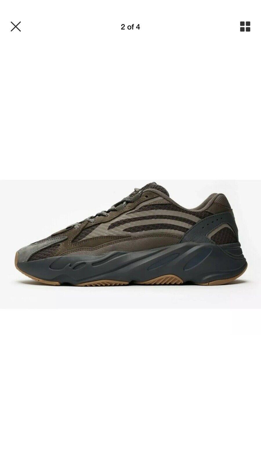 Adidas Yeezy Boost 700 V2 Geode Men's Size 7 EG6860 Deadstock 100% Authentic