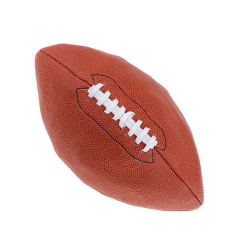 Junior Kids Youth Football No.6 7 American Touchdown Footballs Soccer Ball