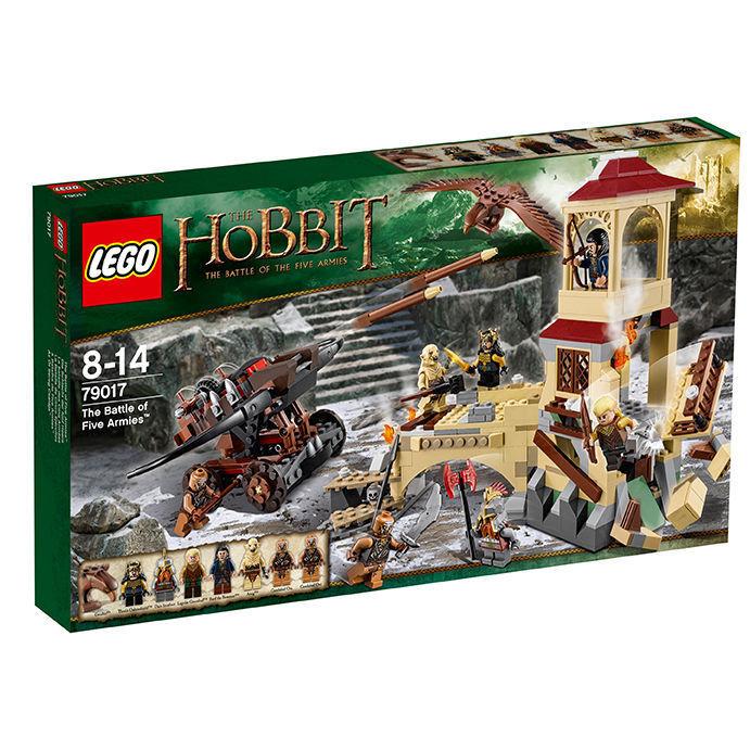 LEGO  ® The Hobbit 79017 la battaglia dei cinque Heere Battle of Five Armies NUOVO  Spedizione gratuita al 100%