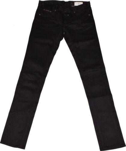 Stretch W28 Nero Touch L32 Nuovo Splendido Jeans 6wOqnC