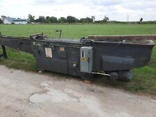 American Hydraulic Broaching Horizontal Machine 10 Tons 48 Inch Stroke