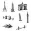 Konstruktionsspielzeug Metal Earth original 3D Metall Puzzle Fascinations