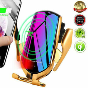 Wireless-Automatic-Sensor-Car-Phone-Holder-Charger-ORIGINAL-FAST-DELIVERED