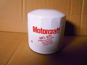 Motorcraft-Olfilter-MFL-820-Chrysler-Dodge-Ford-Jeep-Lincoln-Mercury-RAM-Mazda
